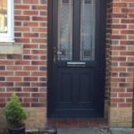 New Addition Manufactured uPVC Door